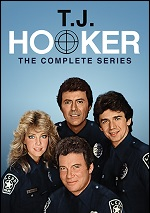 T.J. Hooker - The Complete Series