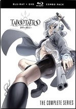 Taboo Tattoo - The Complete Series (DVD + BLU-RAY)