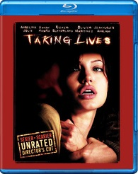 Taking Lives - Unrated Director's Cut (BLU-RAY)