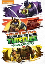 Tales Of The Teenage Mutant Ninja Turtles - The Final Chapters