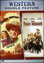 Tall In The Saddle / Train Robbers