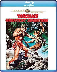 Tarzan's Greatest Adventure (BLU-RAY)