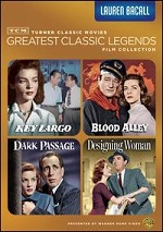 Lauren Bacall - TCM Greatest Classic Legends Film Collection