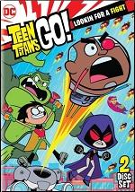 Teen Titans Go! - Season 5 - Part 1 - Lookin For A Fight