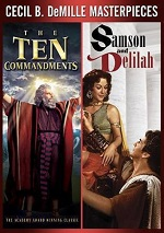 Ten Commandments / Samson And Delilah