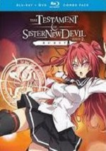 Testament Of Sister New Devil - Season 2 (DVD + BLU-RAY)