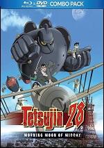 Tetsujin 28: Morning Moon Of Midday (DVD + BLU-RAY)