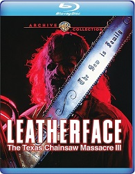 Leatherface - Texas Chainsaw Massacre III (BLU-RAY)