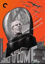 Things To Come - Criterion Collection