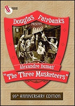 Three Musketeers - 95th Anniversary Edition
