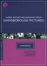 Three Wicked Melodramas From Gainsborough Pictures - Criterion Collection