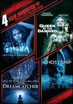 Thriller Collection - 4 Film Favorites