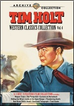 Tim Holt - Western Classics Collection - Vol. 4