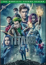Titans - The Complete Second Season