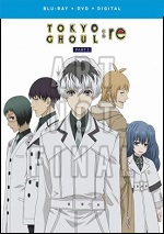 Tokyo Ghoul: Re - Part 1 (DVD + BLU-RAY)
