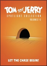 Tom And Jerry - Spotlight Collection - Vol. 1-3