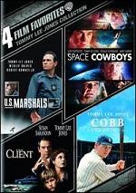 Tommy Lee Jones Collection - 4 Film Favorites