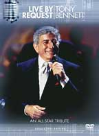 Tony Bennett - Live By Request - An All Star Tribute