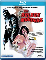 Toolbox Murders (BLU-RAY)
