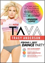 Tracy Anderson - Ta Va - Strong & Sexy Dance Party