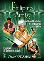 Traditional Martial Art & Self-Defense Method With Filipino Arnis