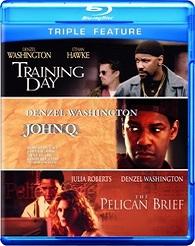 Training Day / John Q / Pelican Brief (BLU-RAY)