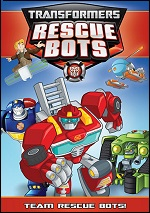 Transformers Rescue Bots - Team Rescue Bots!