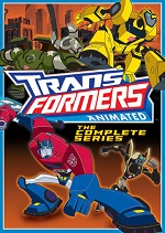 Transformers Animated - The Complete Series