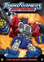Transformers Armada - The Complete Series
