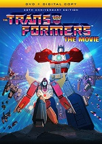 Transformers: The Movie - 30th Anniversary Edition