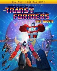 Transformers: The Movie - 30th Anniversary Edition (BLU-RAY)