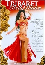 Tribaret Bellydance With Carrie Konyha