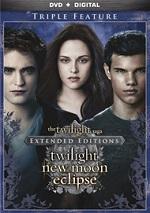Twilight Saga Extended Edition Triple Feature