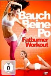 Faburner Workout - Bauch Beine Po