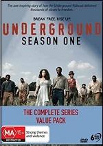 Underground - The Complete Series