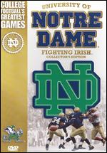 University Of Notre Dame - Fighting Irish - Collector´s Edition
