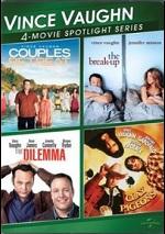 Vince Vaughn - 4-Movie Spotlight Series