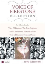 Voice Of Firestone Collection - Great Sopranos, Great Tenors, Firestone Dances