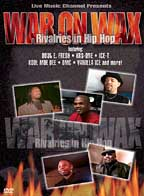 War On Wax - Rivalries In Hip-Hop