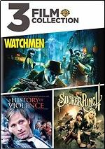 Watchmen / History Of Violence / Sucker Punch