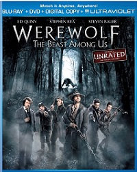 Werewolf: The Beast Among Us - Unrated (BLU-RAY)