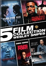 Wesley Snipes - 5 Film Collection
