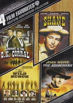 Western Gunfighters Collection - 4 Film Favorites