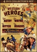 Western Heroes Collectors Set