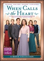 When Calls The Heart - Television Movie Collection - Year 4
