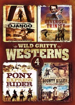 Wild Gritty Westerns