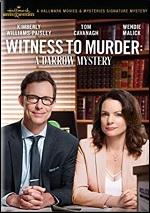 Witness To Murder: A Darrow Mystery
