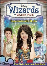 Wizards Of Waverly Place - Vol. 2 - Supernaturally Stylin