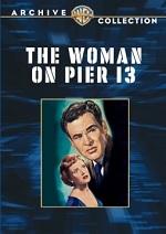 Woman On Pier 13