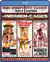 Women In Cages Collection - Special Edition (BLU-RAY)
